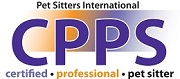 Certified Professional Pet Sitter through Pet Sitters International