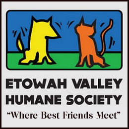 Proud partners with the Etowah Valley Humane Society